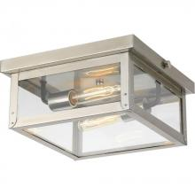 Progress P550007-135 - Union Square Collection Two-Light Flush Mount