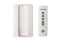 Monte Carlo MCRC2RT - Hand-held 4-speed remote control,TRANSMITTER ONLY. Fan reverse, speed, and uplight/downlight control
