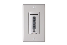 Monte Carlo MCRC3W - Hardwired remote WALL CONTROL ONLY. Fan reverse, speed, and downlight control.